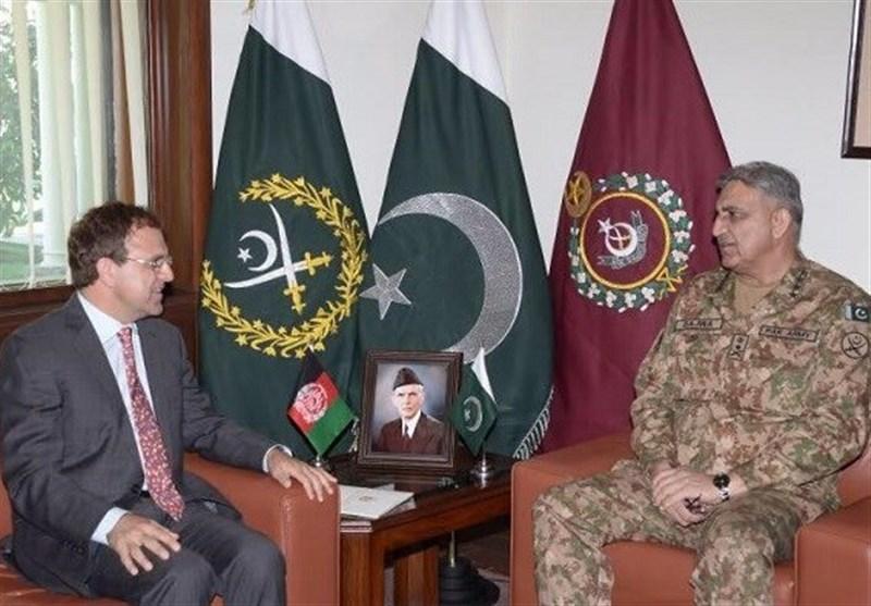 جنرل باجوہ افغان سفیر