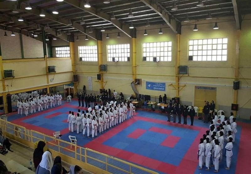 6 کاراته کای البرزی به تیم ملی دعوت شدند