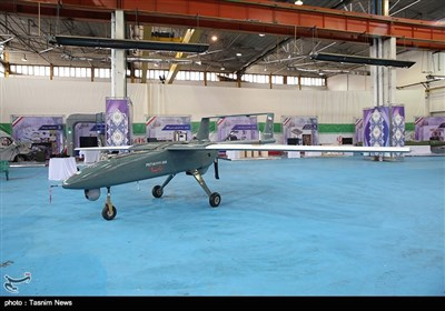Iranian Defense Ministry Showcases New Technological Achievements