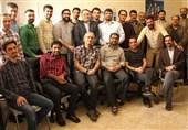 دیدار مدیرعامل بنیاد سینمایی فارابی با سازندگان «فیلشاه»