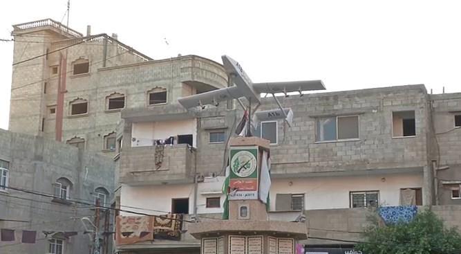 HAMAS'ın İHA Takviyesi/ Tel-Aviv'in Askeri Merkezleri Gazze Direnişinin Gözetiminde
