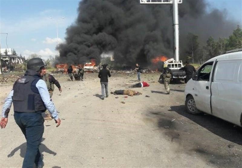 İran, Tekfirci Teröristlerin Suriye'deki Cinayetini Kınadı