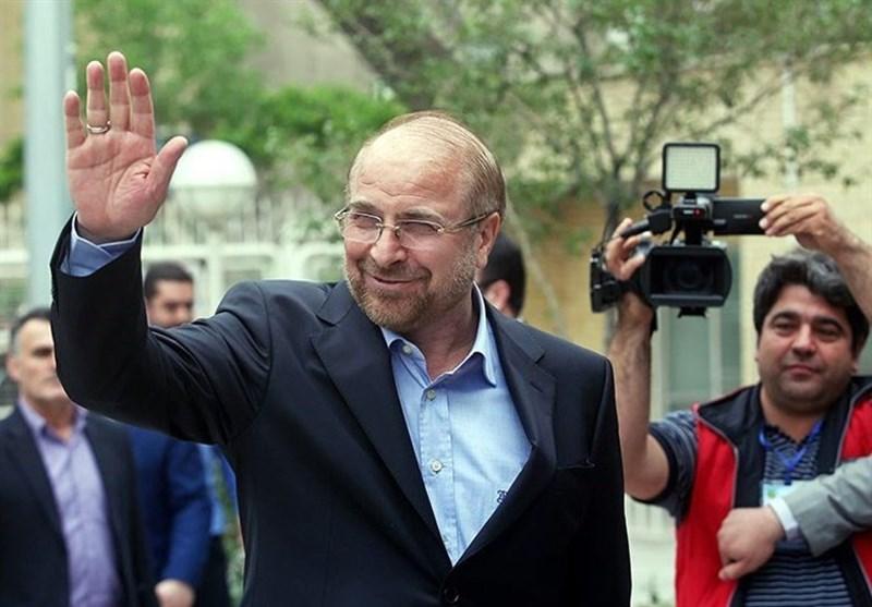 فیلم سخنرانی «قالیباف» پس از کاندیداتوری در انتخابات