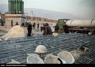 آماده سازی فازهای 17 و 18 پارس جنوبی جهت سفر رئیس جمهور