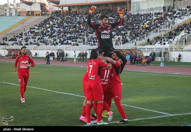تیم منتخب هفته بیستوهفتم لیگ برتر فوتبال
