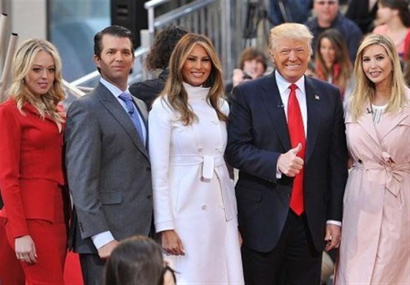 حمایة دونالد ترامب وعائلته مهمة مرهقة وباهظة الکلفة