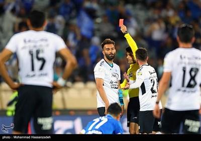 دیدار تیم های فوتبال استقلال و صبا