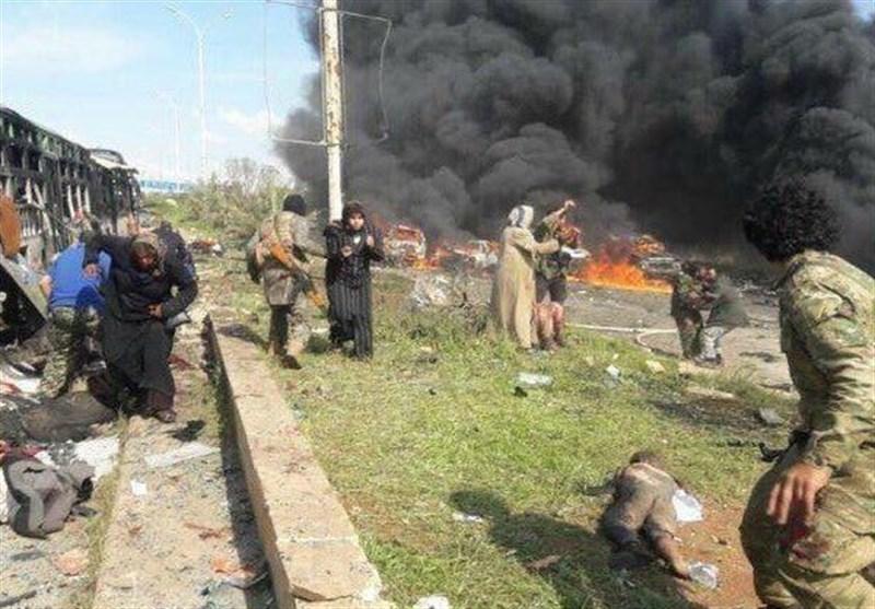 باغیوں کے خودکش حملوں میں شہید ہونے والوں کی تعداد 118 ہوگئی، 224 زخمی + تصاویر