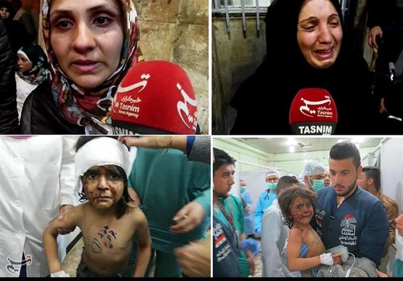 سوریه/کشتار مردم کفریا و فوعه در ایست بازرسی/