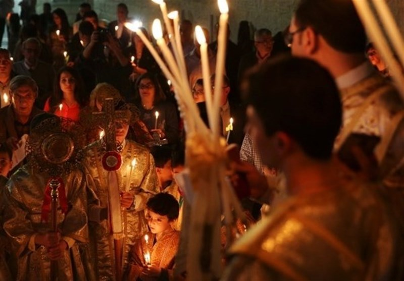 Millions of Orthodox Christians Celebrate Easter