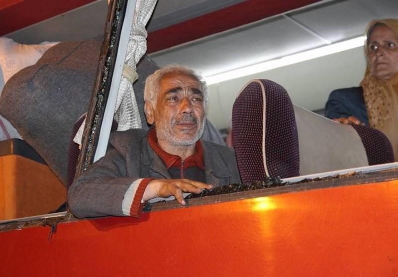 کفریا فوعه ورود به حلب