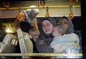 استشهاد أکثر من 60 طفلا فی الهجوم على حافلات کفریا والفوعة