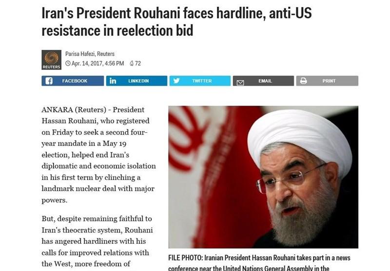 رویترز: بسیاری از رأیدهندگان ایرانی از منافع اقتصادی ناچیز رفع تحریمها شکایت دارند