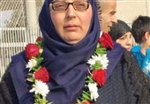 """الافراج عن """"عمیدة الأسیرات الفلسطینیات"""" بعد 15 عاما من الاعتقال"""