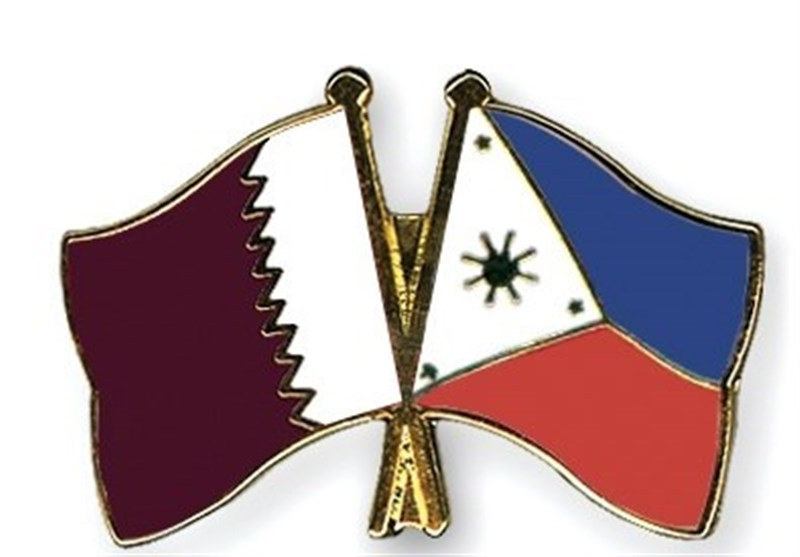 قطر فیلیپین