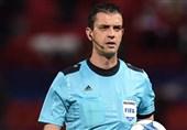 داور فینال لیگ قهرمانان اروپا از شغلش کنارهگیری کرد