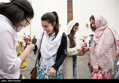 Iranian Christians Celebrate Easter