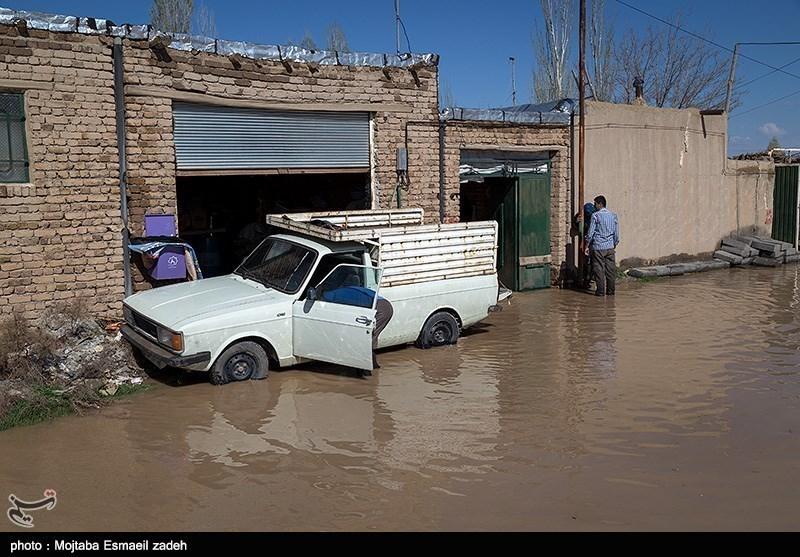20 واحد مسکونی در لردگان بر اثر سیلاب تخریب شد
