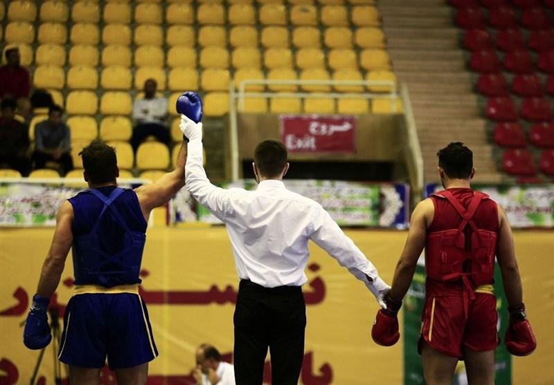 قهرمانی جوانان باشگاه مقاومت در لیگ ووشو