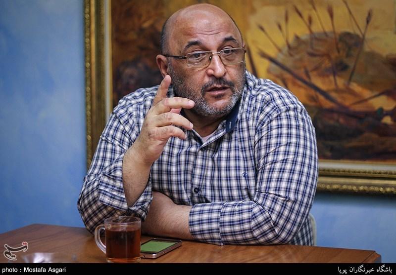 عبدالحمید قدیریان مدیر مطالعات راهبردی حوزه هنری