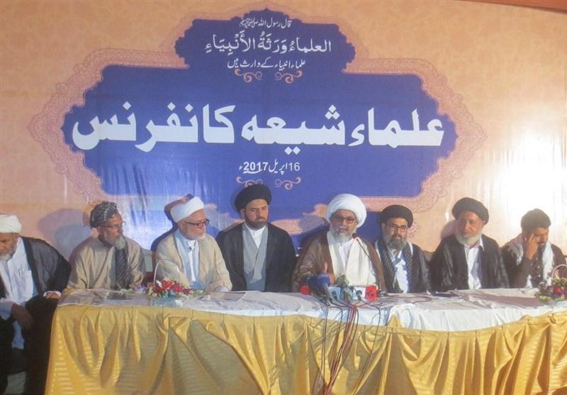 عالمی قوتیں ارض پاک کو متعصب مسلکی ملک بنانے کے درپے/ شیعہ سنی وحدت ہی مضبوط پاکستان کی ضامن