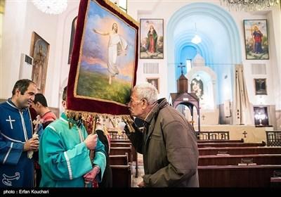 ایران کے دارالحکومت تہران میں ایسٹر کا تہوار