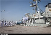 Iranian Flotilla Returns Home after Overseas Mission