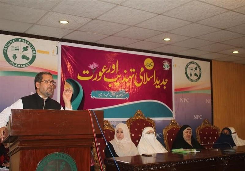 جدید اسلامی تہذیب اور عورت