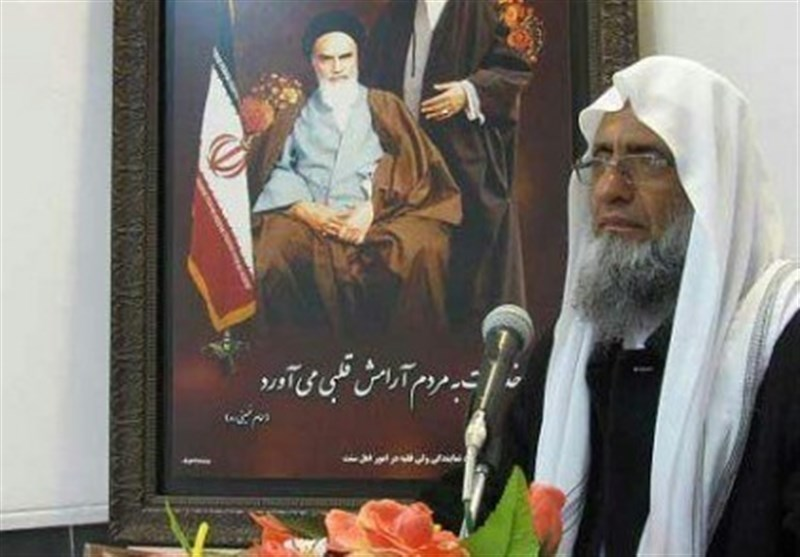 روز ملی استکبارستیزی| مولوی ریگیانپور: تحریمها هیچ خللی در ارداه ملت ایران وارد نمیکند
