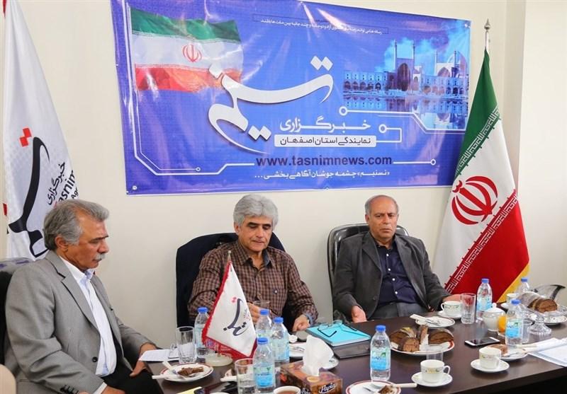 میزگرد ارتش اصفهان