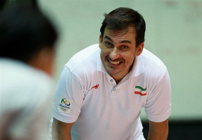 Juan Cichello: We Think about Asian U-23 Volleyball Championship Semis