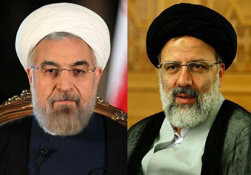 """""""رئیسی"""" روحانی را به رعایت اخلاق انتخاباتی دعوت کرد"""