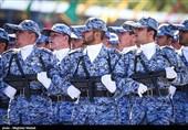 مراسم رژه روز ارتش - 2