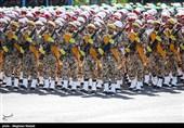 İran'da Ordu Günü Töreni Düzenlendi