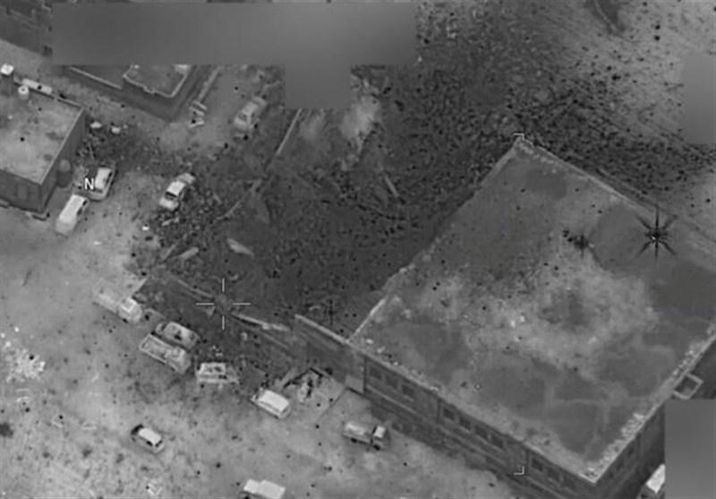 حمله آمریکا به مسجد در سوریه