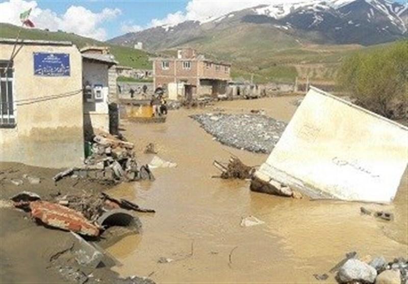 السیول تضرب 12 محافظة فی ایران