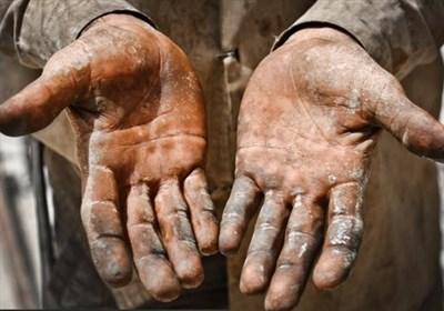دست خالی کارگران