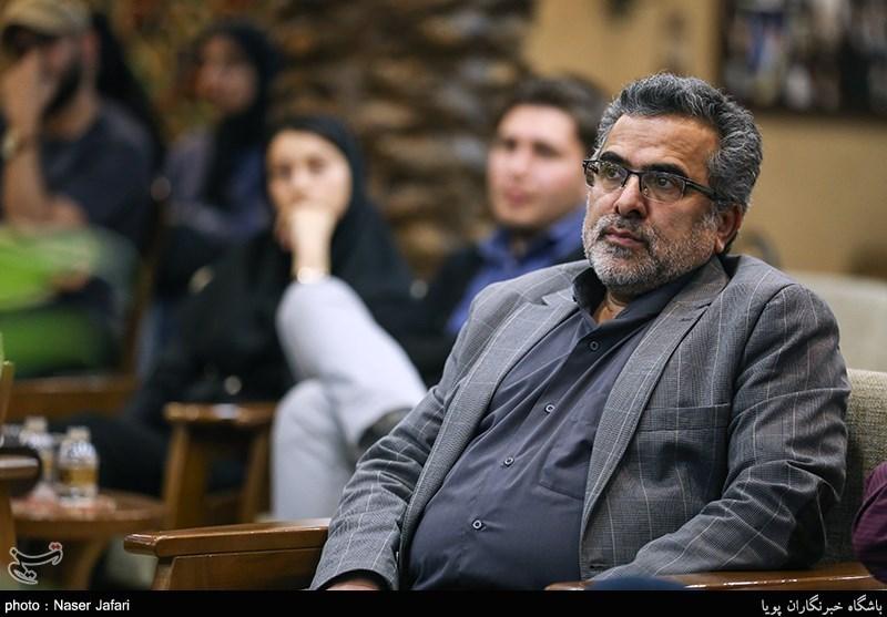 جواد شمقدری: با دست خالی سریال «نفوذ» به آنتن سالگرد انقلاب اسلامی نمیرسد+عکس