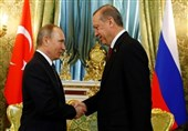 Russia Hopes for Steady Development of Relations with Turkey: Putin