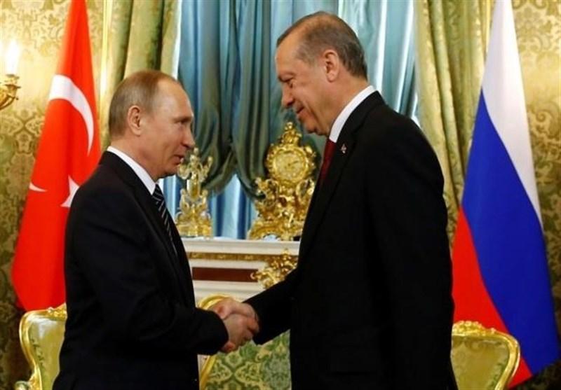 گفتوگوی اردوغان و پوتین درباره نشست هفته آینده در خصوص سوریه