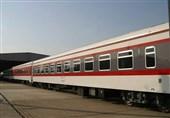 قطار همدان-مشهد راهاندازی شد