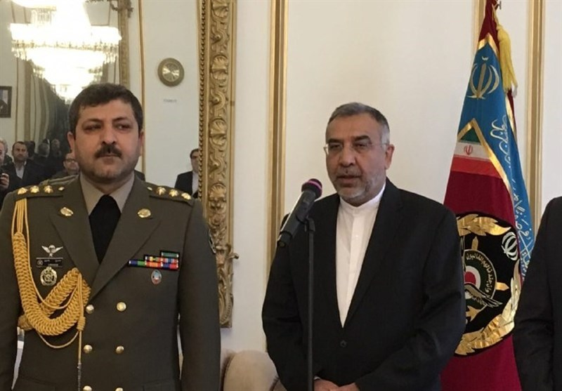 Iran Equipped with Highest Military Technology: Diplomat