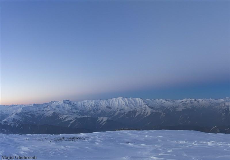 عکس پانارومای خارقالعادهای که ناسا از فراز توچال و قله دماوند منتشر کرد