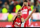 Persepolis Midfielder Kamyabinia Undergoes Surgery