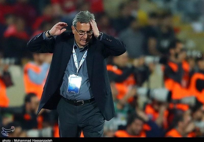 برانکو: نمیتوانم از بازی ضعیف تیمم راضی باشم/ زمان برای غصه خوردن نداریم و باید بهتر و بهتر شویم