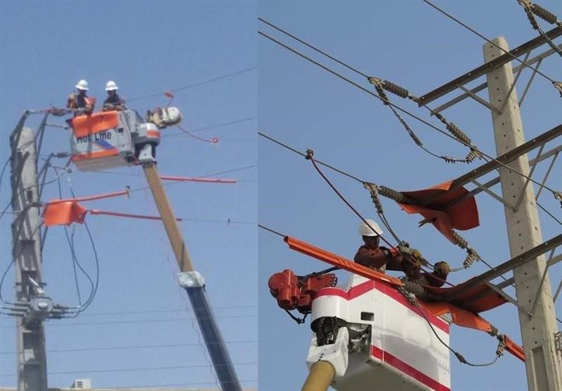 پیک مصرف برق در استان بوشهر 50 مگاوات کاهش یافته است