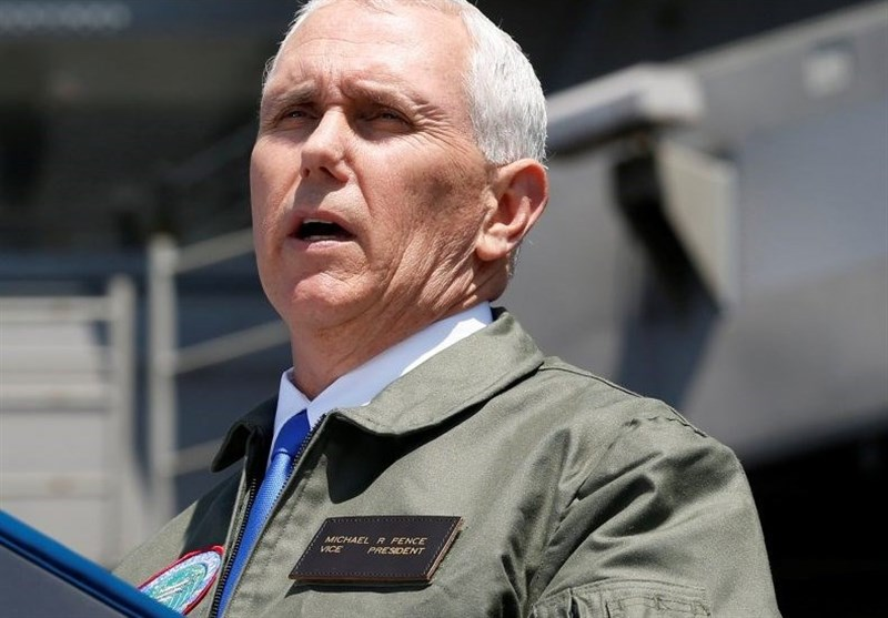 US VP Pence Warns North Korea: 'The Sword Stands Ready'