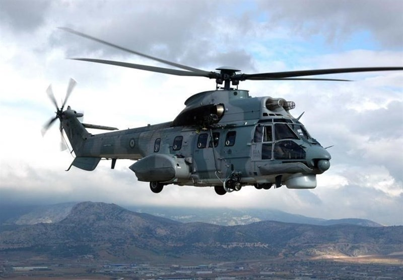 Four Dead in Greek Army Helicopter Crash