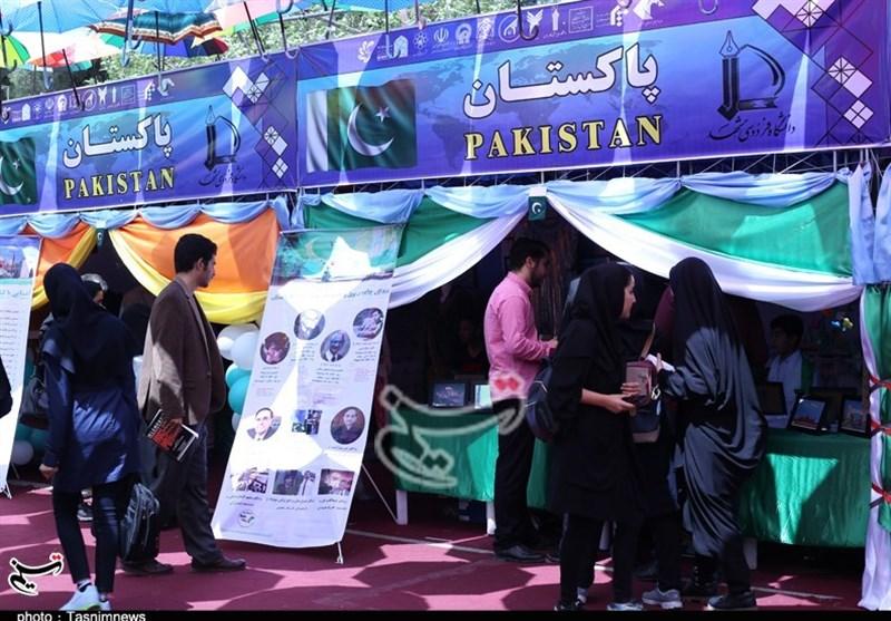 پاکستانی طلبا کی محنت رنگ لے آئی، پاکستانی اسٹال کی پہلی پوزیشن + تصاویر