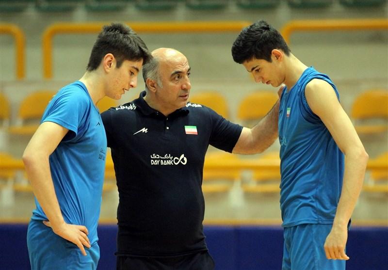 Iran Ready for Any Match at Volleyball U-19 World Championship: Coach